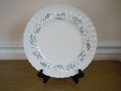 Royal Doulton Glen Auldyn Dinner Plate Fine China by panther85, $16.50