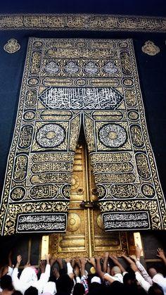 Islamic Images, Islamic Pictures, Islamic Art, Mecca Madinah, Mecca Masjid, Islamic Wallpaper Hd, Mecca Wallpaper, Masjid Haram, Medina Mosque