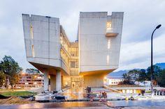 Galería de Edificio Facultad de Enfermería Universidad Nacional de Colombia / Leonardo Álvarez Yepes - 1