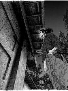 Inoue Takehiko – Samurai do Manga Manga Anime, Vagabond Manga, Sword Poses, Inoue Takehiko, Sun Ken Rock, Ninja Art, Miyamoto Musashi, Mediums Of Art, Japanese Warrior