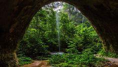 Na Terra das Cachoeiras, um mergulho para lavar a alma