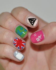 Nail art - http://yournailart.com/nail-art-340/ - #nails #nail_art #nails_design #nail_ ideas #nail_polish #ideas #beauty #cute #love