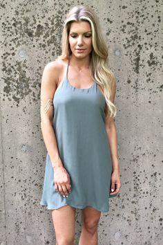 Isla Chiffon Dress