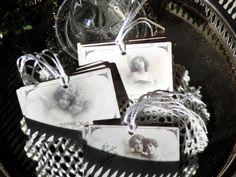 Geschenkanhänger Engel von White Roses auf DaWanda.com