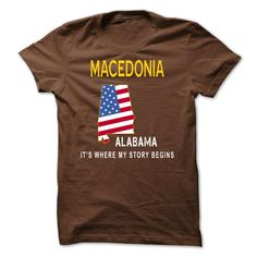 #Statestshirt... Cool T-shirts  Worth :$19.00Purchase Now  Low cost Codes View photographs & pictures of MACEDONIA - Its Where My Story Begins t-shirts & hoodies:In the event you do not completely love our design, you possibly can SEARCH your favourite one .... Check more at http://tshirtarea.info/states/cheapest-macedonia-its-where-my-story-begins-from-tshirtarea/
