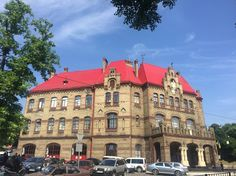 Lviv-Fire station