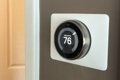 The third-generation Nest is sleeker, brighter, and, most important, still the best at controlling a home's climate intelligently. Photo: Jennifer Pattison Tuohy