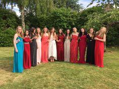 @ettingerlondon #MyColourOfSummer Belles of Colyton Grammar School Leaver's Ball at Budleigh Salterton pre-prom Drinks