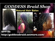 Goddess Braid Shop Live TRACTION ALOPECIA