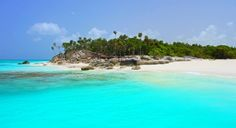 Turquoise water is my favorite kind of water!