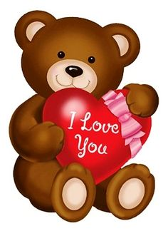 Cute Teddy Bear Pics, Teddy Bear Hug, Teddy Bear Pictures, Teddy Bear Cartoon, Beautiful Love Images, Love You Images, Bear Wallpaper, Love Wallpaper, Hugs And Kisses Quotes