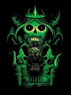 Billy, The Mad King by Phillymar.deviantart.com on @deviantART