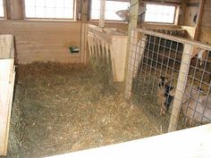 This farm has a great barn and some wonderful ideas and blog posts with pictures of the barn.