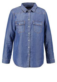 Köp Even Odd Skjorta - blue denim för 299 5773b7debbecd