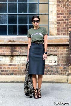 Fashion-блоги вещают: юбки
