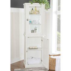 Freestanding Cabinet For Craft Amp Linen Storage Bano