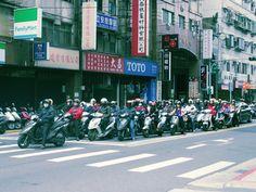 The rush hour