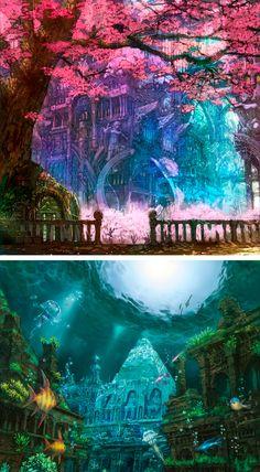 The Art Of Animation, Munashichi