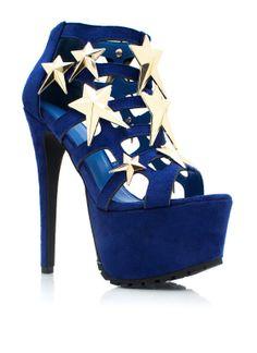 Heels: Platform High Heels, Stilettos & Pumps