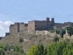 Castillo de Sigüenza, actual Parador Nacional de Turismo