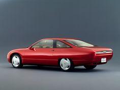 1991 Nissan Tri-X Concept