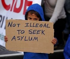 The repeated and consistent claim from both the Coalition Government and Labor Opposition is that the offshore detention regime is necessary to deter the people smugglers. Neither major party wants to Coalition Government, Asylum, Encouragement, Politics, Good Things, Children, Party, People, Young Children