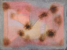 Paul Klee, Hardy Plants 1934 on ArtStack #paul-klee #art