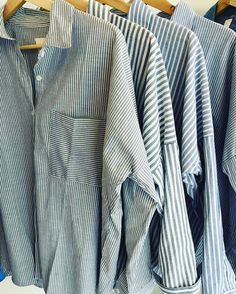 Camisas rayadas‼️ ultimisima moda para esta temporada ✌🏻️ no podes no tener una, veni a buscarte la que más te guste 😍😍