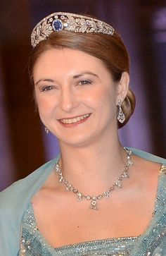 Princess Stéphanie of LuxembourgHappy 31st birthday, Stéphanie !