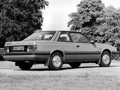 Mazda 626 Coupe (1982 – 1987).