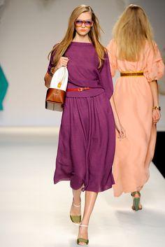 Fendi Spring 2011 Ready-to-Wear Collection by Karl Lagerfeld & Silva Venturini Fendi