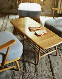 floor and ercol