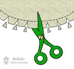 Costuras en curvas. Â¡Seguimos aprendiendo a coser!