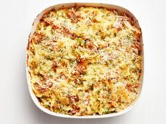 Tuna Noodle Casserole recipe from Food Network Kitchen via Food Network