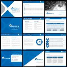 corporate powerpoint template design - Google Search