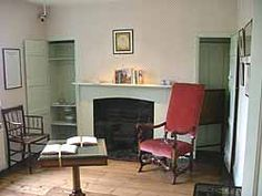 Jane Austen scriveva qui