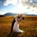 more Alaska weddings (I love this photographer's work). Me. Want. Him.
