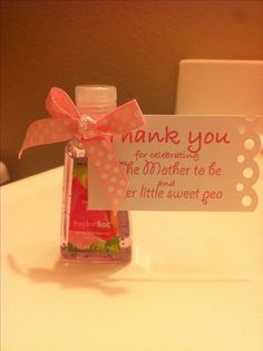 From our little sweet pea...in sweet pea scent!!! So cute!! Can also do lotion?