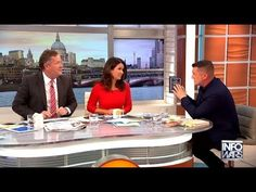 Tommy Robinson Schools Piers Morgan About Islam On Good Morning Britain