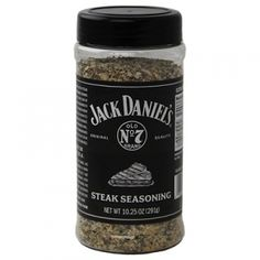Find the Jack Daniel's Steak Seasoning - 10.25 Oz. by Jack Daniel's at Mills Fleet Farm.  Mills has low prices and great selection on all Spices & Seasonings.