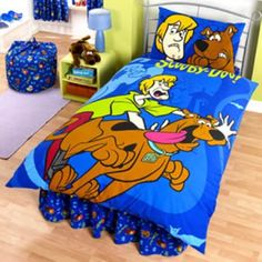 scooby doo theme room scooby doo bedding for toddlers boy girls