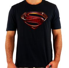 959ab5c2f0 Camiseta Man Of Steel  camiseta  moda  heroi  superman  manofsteel   homemdeaço