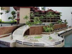 (7) Elaboración de maqueta arquitectónica parte 4. - YouTube
