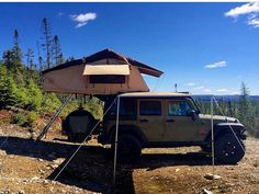Wild Coast roof top tents Canada for over landing and c&ing. Easy and affordable vehicle roof top tents. & Pin by Wild Coast Camping Gear on Roof Top Tents #wildcoasttents ...