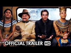 Night At The Museum: Secret Of The Tomb Official Trailer 2014