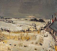 Snow, Joan Eardley