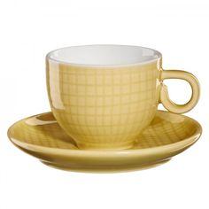 Espressotasse Voyage Cumin Annie Sloan, Tea Cups, English, Yellow, Tableware, Life, Color, Travel, Dinnerware