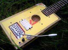 cigar box guitar - Google 検索