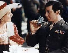 Al Pacino - Michael Corleone and Diane Keaton - Kay Adams