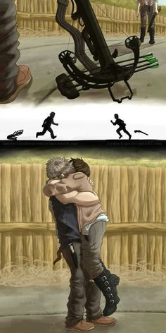 DARYL AND CAROL ~ I ♥ IT.  WHOEVER MADE IT, IT'S BRILLIANT.  THANKS FOR SHARING.